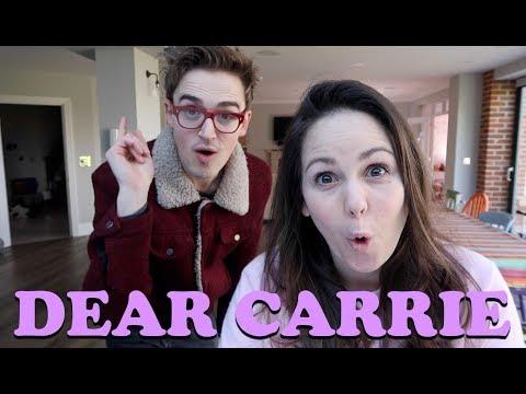 I'm Pregnant!  DEAR CARRIE