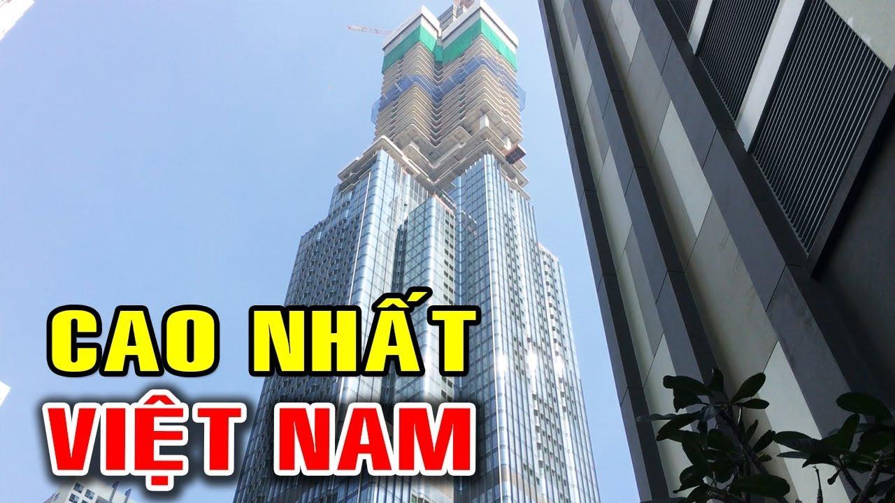 Cận cảnh Landmark 81 - Tòa nhà cao nhất Việt Nam