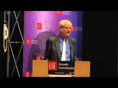 Investing in Prosperity -- Launch of the LSE Growth Commission Report