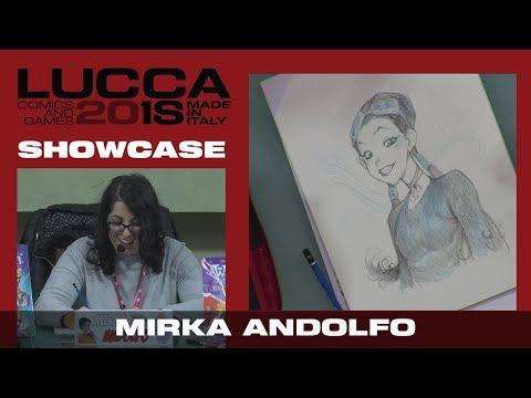 [Lucca Comics & Games] Showcase Mirka Andolfo