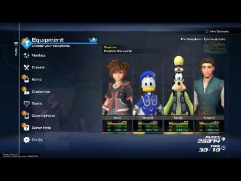 Kingdom Hearts Munny Farming 75k Per Hour Youtube