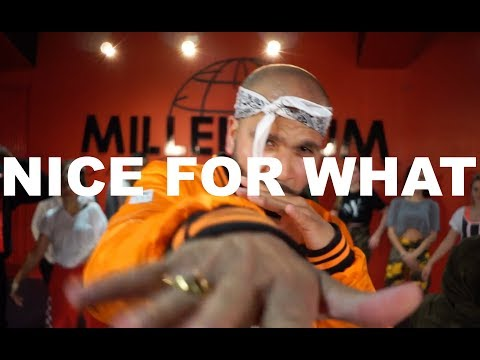 """NICE FOR WHAT"" - DRAKE   HAMZA HAIMAMI Choreography"