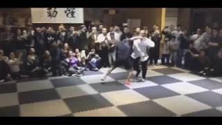 Luchador de MMA vence a Maestro de Tai Chi - Opinion