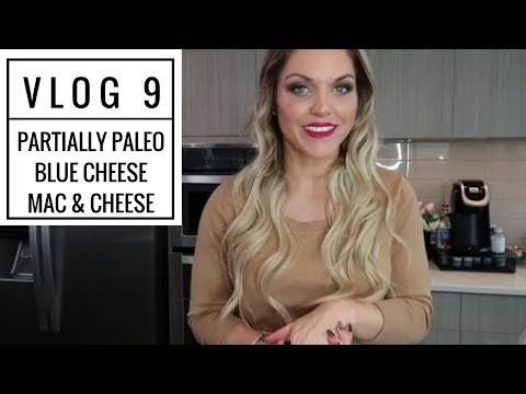 LWA: RECIPE Partially Paleo Blue Cheese Mac & Cheese, Comfort Food W/out The Calories