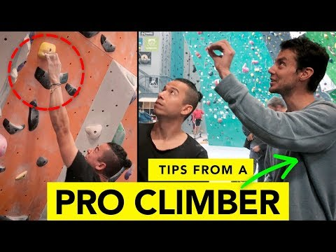 6 Climbing Tips Taught By A Pro Climber - Paul Robinson