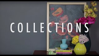 How to style your Collections by Sophie Robinson
