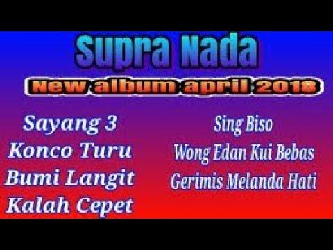 Special 7 lagu terbaru Supra Nada April 2018