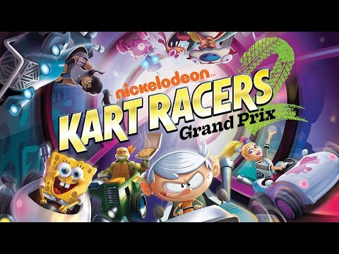 Nickelodeon Kart Racers 2 Grand Prix |