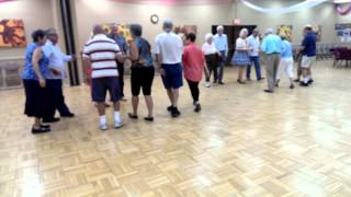 Square Dance in Mesa, Arizona with Tom Roper caller, Season Finale Mainstream