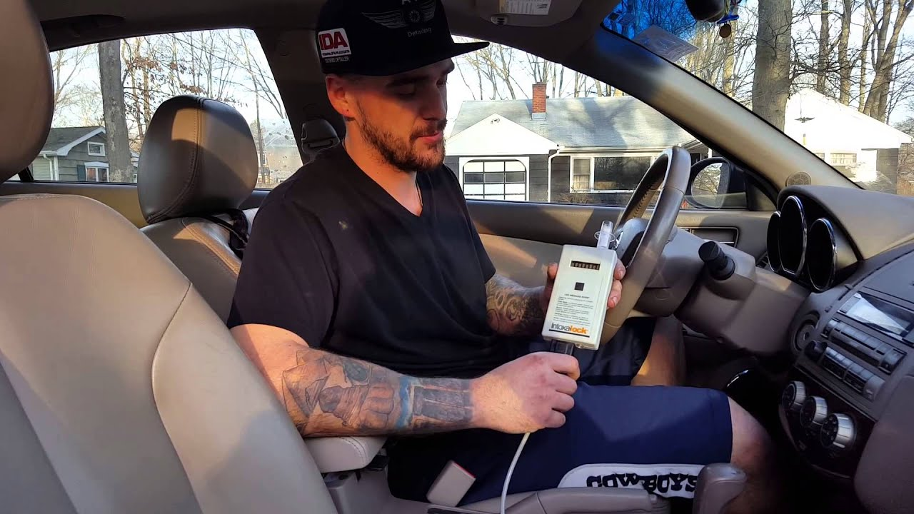 How To Operate Intoxalock Ignition Interlock Youtube