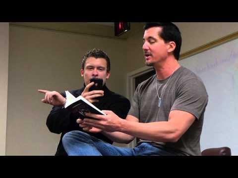 TMODE DC Douglas Novel Reading for  as Wesker