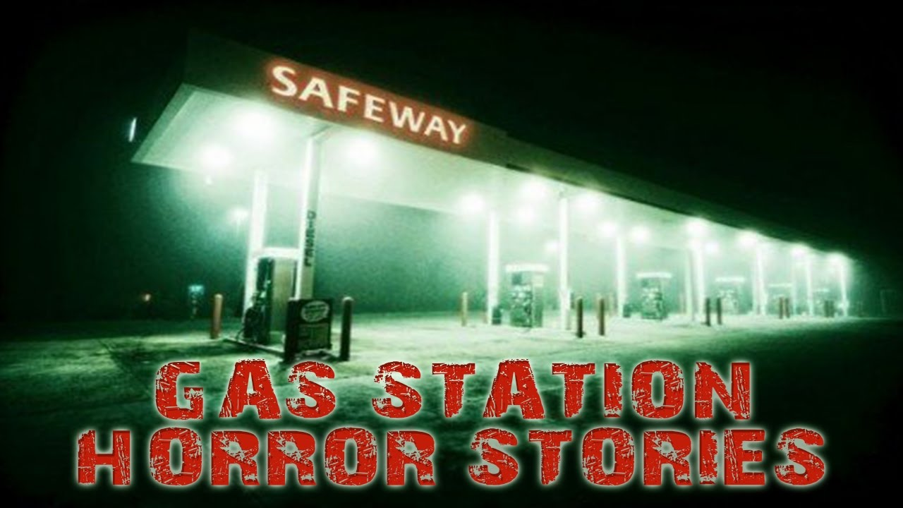 I Need A Gas Station >> 3 True HORRIFYING and INTENSE Gas Station Horror Stories | Scary Gas Station Encounters - YouTube