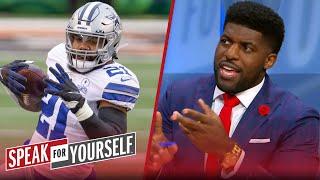 Cowboys' Ezekiel Elliott is no longer a premier running back — Acho   NFL   SPEAK FOR YOURSELF