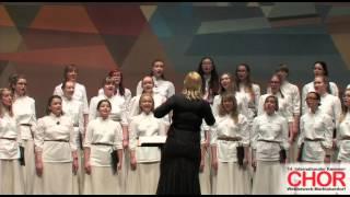 Johannes Brahms: O bone Jesu - Academic Women´s Choir of the University Tartu, Dir. Triin Koch