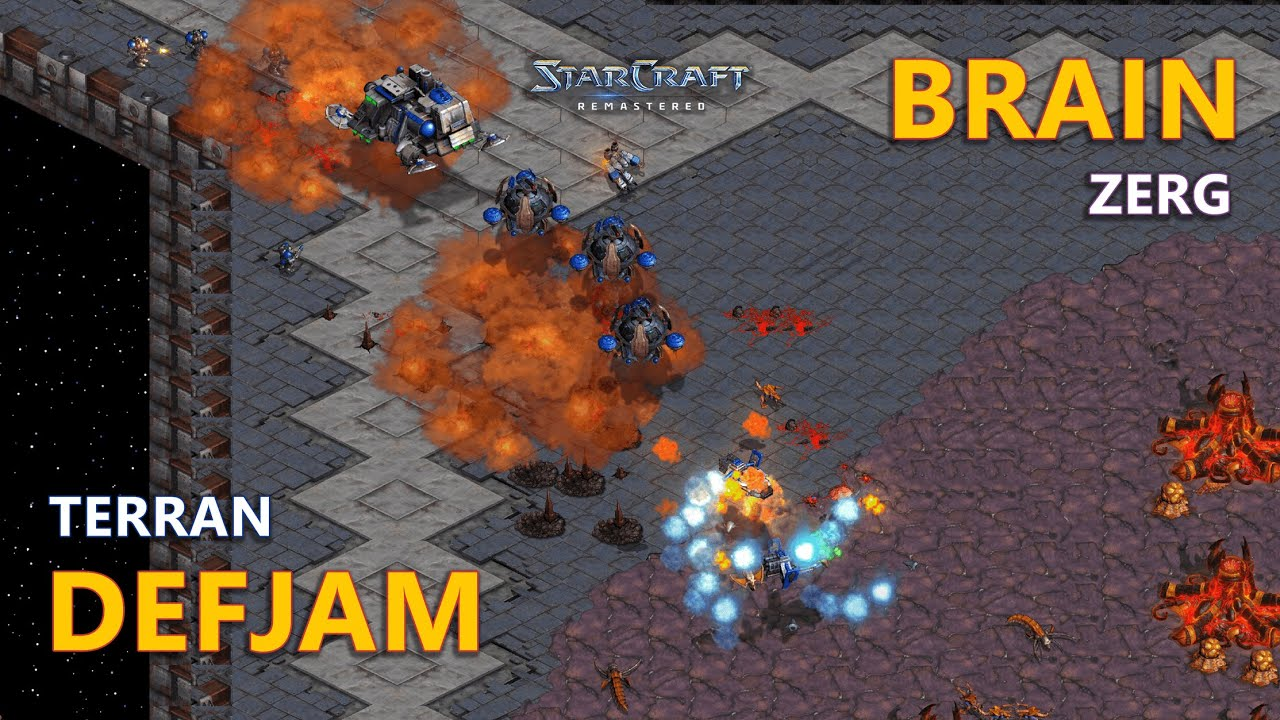 Una Remontada nivel Dios 😱 - StarCraft Remastered