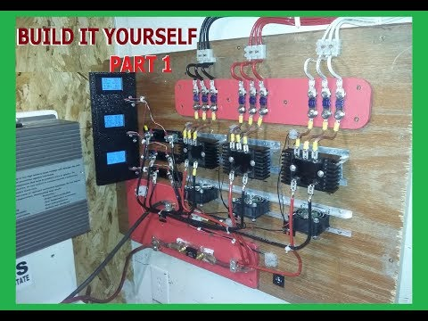 Build a Small Wind Turbine 3 phase power systems pt. 1 INFO BELOW