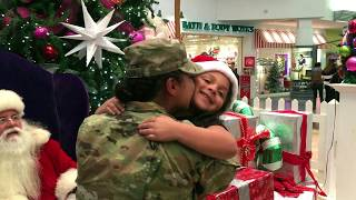 Military Surprise COMING HOME FOR CHRISTMAS
