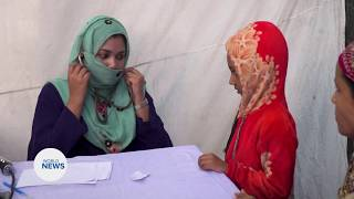 Lajna Imaillah Bangladesh hold Medical Camp