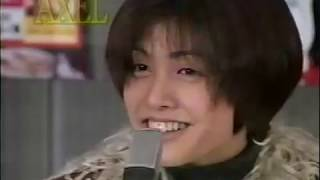 内田有紀(当時20歳)の超過激発言.