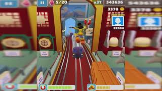 Game Android #1116 Subway Surfers Chicago Android Gameplay