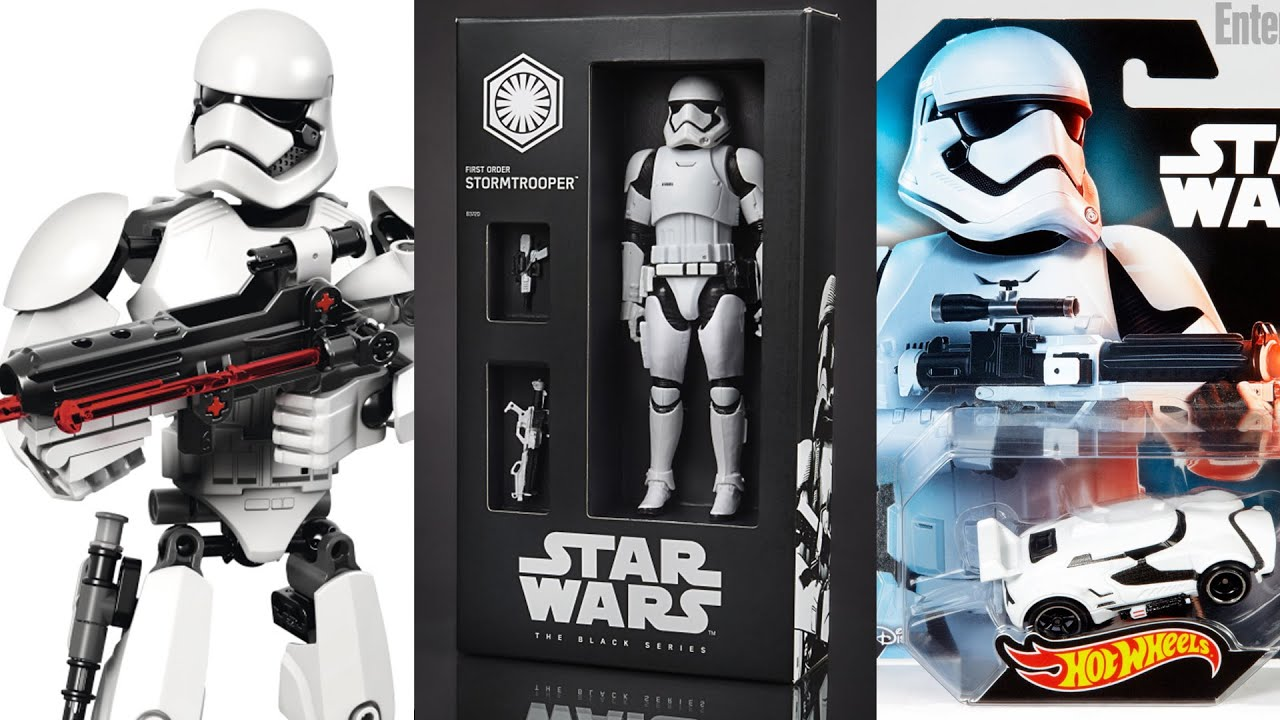 Star Wars Toys The Force Awakens First Look