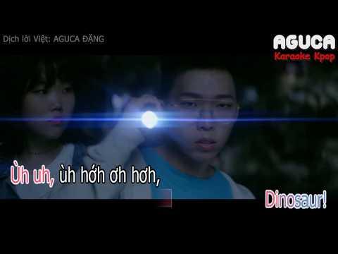 [Karaoke Việt + Audio] DINOSAUR - AKMU