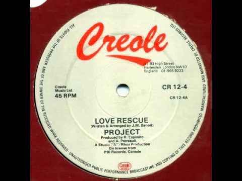 Project - Love Rescue (UK Remix)