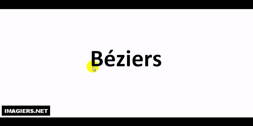 How to pronounce in French # Béziers