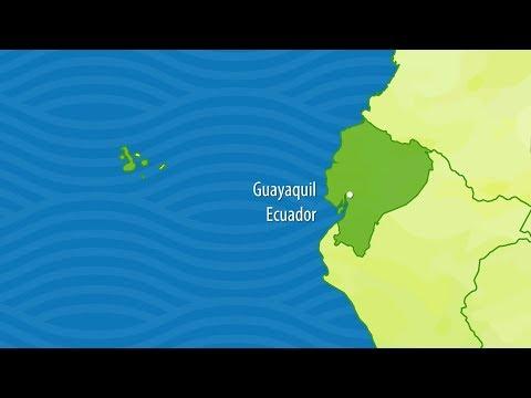 Guayaquil, Ecuador - Port Report