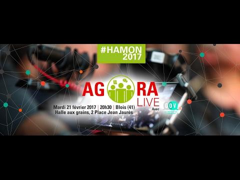 Revoir l'Agora live: 1er meeting où ce sont les participants qui posent les questions!