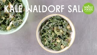 Kale Waldorf Salad | Special Diet Recipes | Whole Foods Market