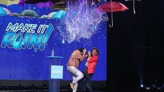 Ellen Makes It Rain Cash for One Lucky Fan