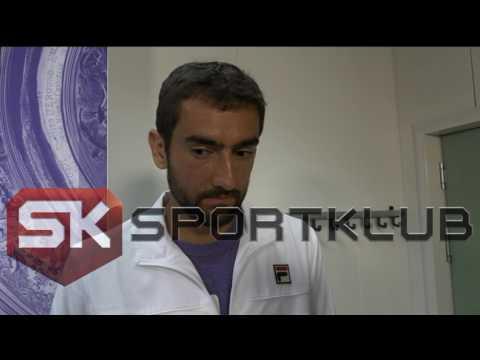 Marin Čilić ekskluzivno za Sport Klub o četvrtfinalu WB