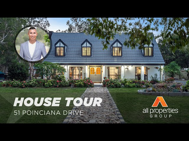 HOUSE TOUR | 51 Poinciana Drive Boronia Heights | CHRIS GILMOUR