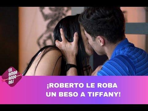 ¡Roberto y Tiffany se dieron un beso! | Programa del 04 de diciembre de 2019 PARTE 2 | Enamorándonos