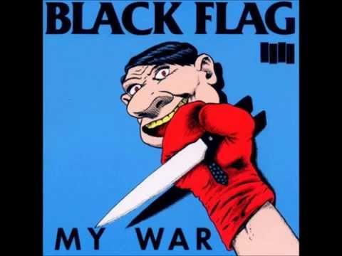 Black Flag - The Swinging Man