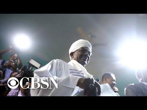 Sudan's President Omar al-Bashir ousted by army
