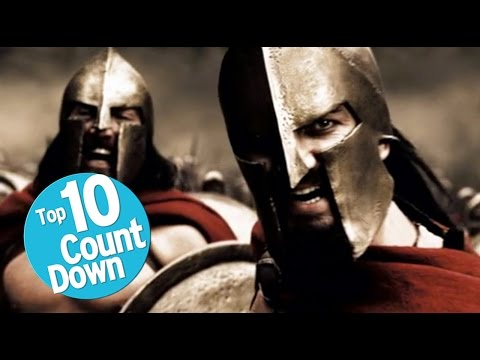 Thumbnail: Top 10 Historically Inaccurate Movies
