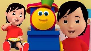 Джонни Джонни Да папа | детский стишок | Nursery Poem | Kids Song | Bob Train | Johny Johny Yes Papa