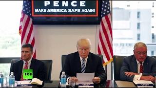 Первый месяц Трампа: глубокий раскол в обществе и война со СМИ