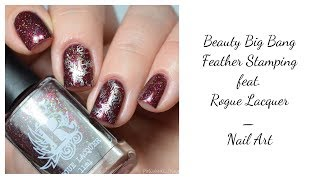 Feather Stamping feat  Beauty Big Bang