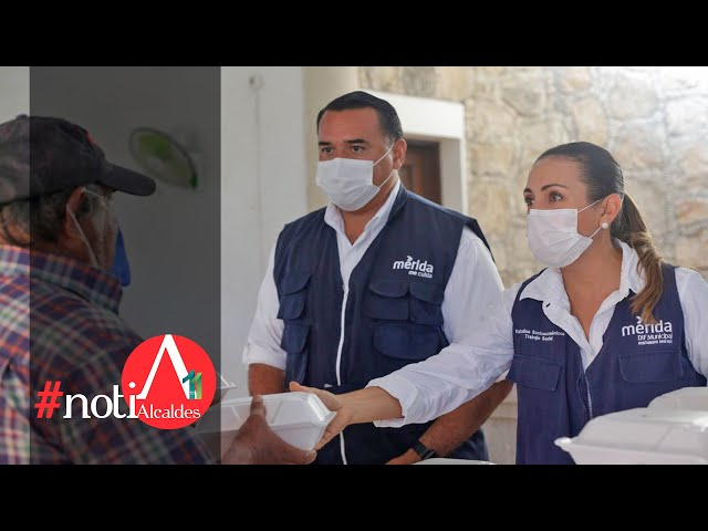NotiAlcaldes: Mérida destina 14 mdp para atender las comunidades afectadas por inundaciones