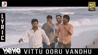 Download Kappal - Ooru Vittu Ooru Vandhu Remix Lyric | Vaibhav, Sonam Bajwa MP3 song and Music Video