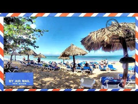 Gran Bahia Principe El Portillo All-inclusive Resort - Walk lobby to beach - Dominican Republic