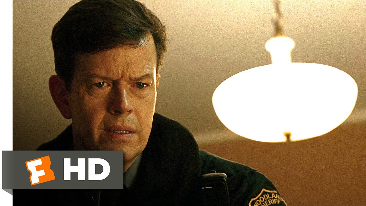 Hide And Seek 23 Movie Clip Charlie Attacks The Sheriff 2005 Hd