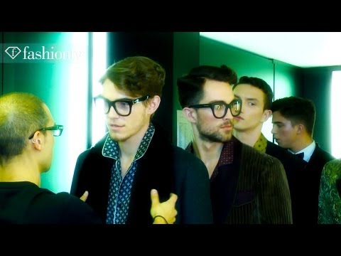 Best of Milan + Paris Men Fall/Winter 2012/13 ft David Gandy - Fashion Week Review | FashionTV FMEN