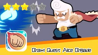 Brawl Quest Alice Brigade Walkthrough Offline Beat Em Up Action Recommend index three stars