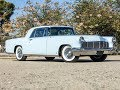 SOLD 1956 Blue Lincoln Continental Mk II, Frame off Restoration, for sale by Corvette Mike