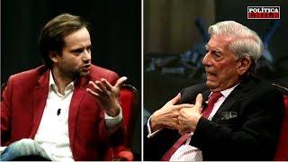 Mario Vargas Llosa a Axel Kaiser: