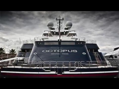 """Monaco Grand Prix SUPERYACHT Charter Options, """"OCTOPUS"""" Hosts Party In Cannes & much more"""
